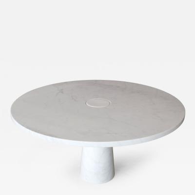 Angelo Mangiarotti Angelo Mangiarotti Marble Dining Table