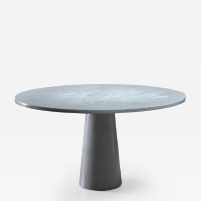 Angelo Mangiarotti Angelo Mangiarotti marble table Italy 1970s