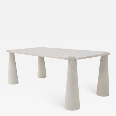 Angelo Mangiarotti DINING TABLE DESIGNED BY ANGELO MANGIAROTTI FOR SKIPPER ITALY 70S