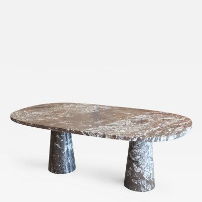 Angelo Mangiarotti Dining Table by Angelo Mangiarotti