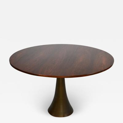 Angelo Mangiarotti Elegant dining center table