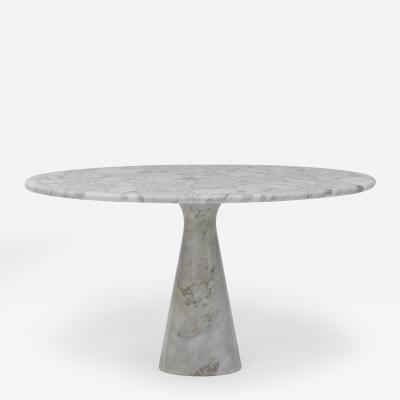 Angelo Mangiarotti Eros Collection Marble Dining Table by Angelo Mangiarotti