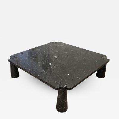 Angelo Mangiarotti Eros Marble Coffee Table by Angelo Mangiarotti for Skipper