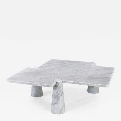 Angelo Mangiarotti Freccia Angelo Mangiarotti coffee table 1970