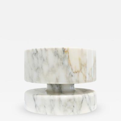 Angelo Mangiarotti Marble Bowl for Knoll