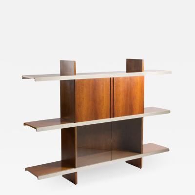 Angelo Mangiarotti Multiuse Bookcase by Angelo Mangiarotti for Poltronova