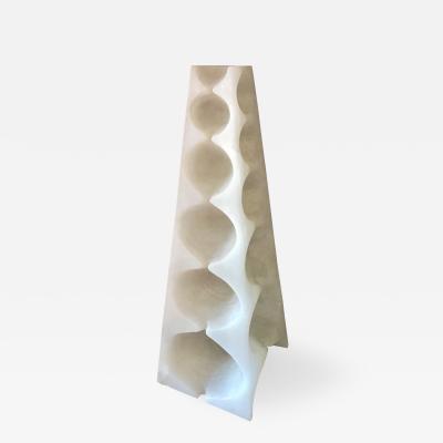 Angelo Mangiarotti Torre Di Luce Sculpture by A Mangiarotti
