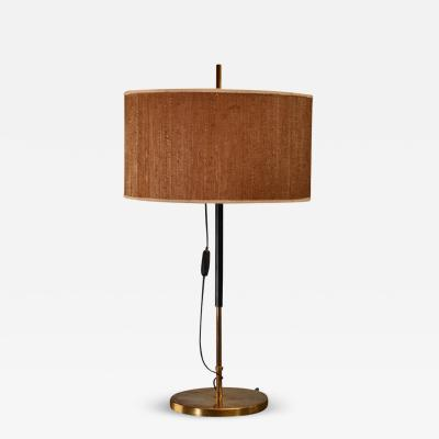 Angelo Ostuni Angelo Ostuni table lamp for Oluce Italy 1950s