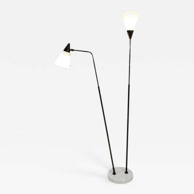 Angelo Ostuni Telescopic and adjustable standing lamp