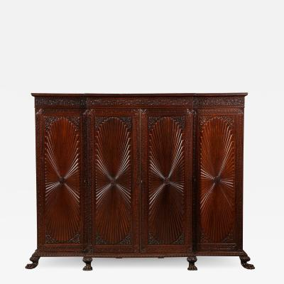 Anglo Indian Rosewood Cupboard