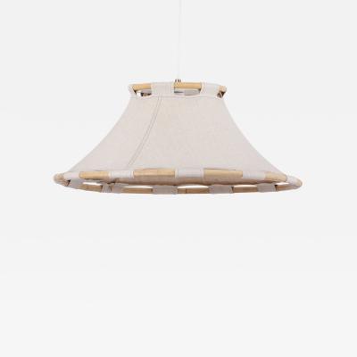 Anna Ahrens Scandinavian Modern Pendant Lamp by Anna Ahrens for Atelj Lyktan Sweden 1970