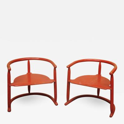 Anna Chairs by Karin Mobring for Ikea in the 1960s