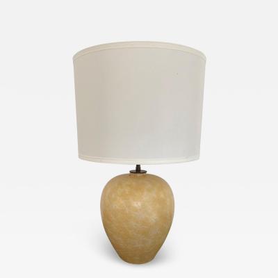 Anna Lisa Thomson Anna Lisa Thomson Swedish Art Deco 1930s Art Pottery Table Lamp
