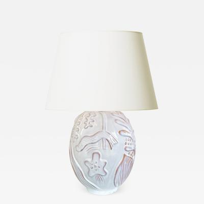 Anna Lisa Thomson Charming and Iconic Marine Themed Lamp by Anna Lisa Thomson