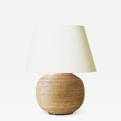 Anna Lisa Thomson Functionalist lamp by A L Thomson