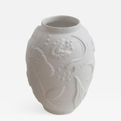 Anna Lisa Thomson Iconic Swedish Modern Large Vase by Anna Lisa Thomson for Ekeby