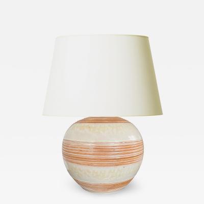 Anna Lisa Thomson Swedish Modern Lamp by Anna Lisa Thomson for Ekeby