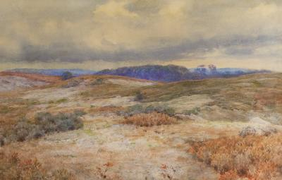 Anna Mary Richards Brewster Matunuck Landscape