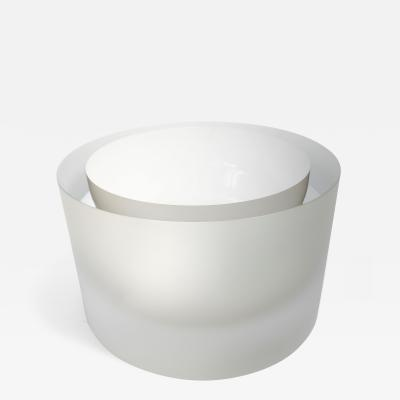 Anna Torfs Anna Torfs Valenta Glass Bowl in Smoke