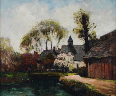Anthony Thieme Springtime