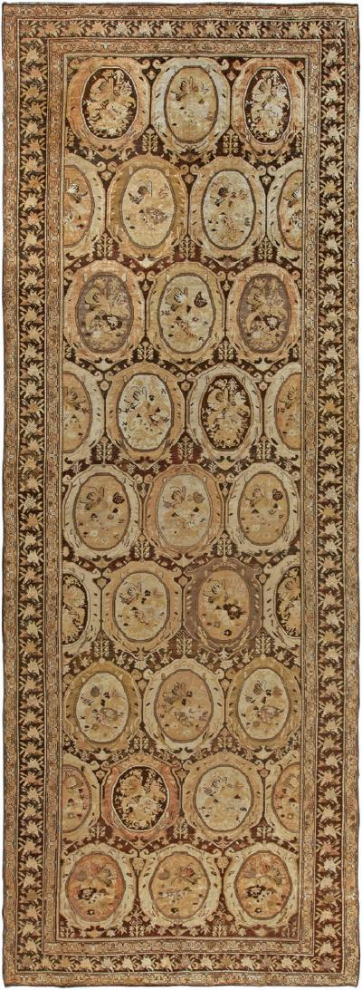 Antique Caucasian Karabagh Carpet