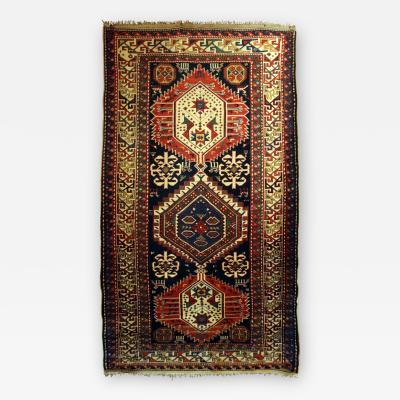 Antique Caucasian Shirvan Carpet