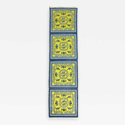 Antique Chinese Peking Rug rug no 9974