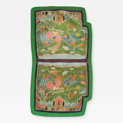 Antique Chinese Textile Rug rug no r4752