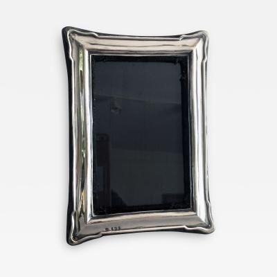 Antique English Sterling Silver Photo Frame 1938
