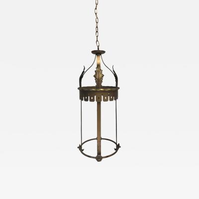 Antique French Decorative Lantern