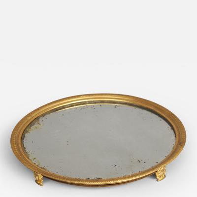 Antique French Gilded Surtout de Table Circa 1830