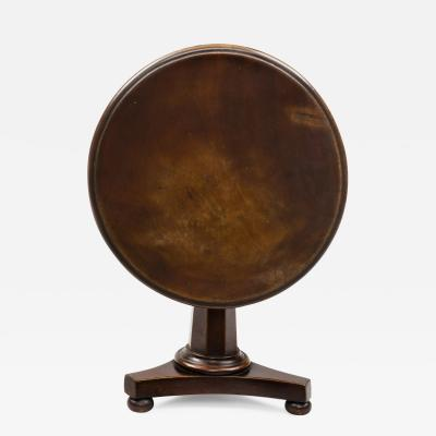 Antique Georgian Miniature Tilt Top Table Circa 1820