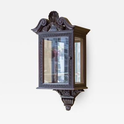 Antique Georgian Style Wall Lantern