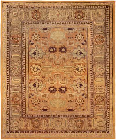Antique Indiann Amritsar Rug