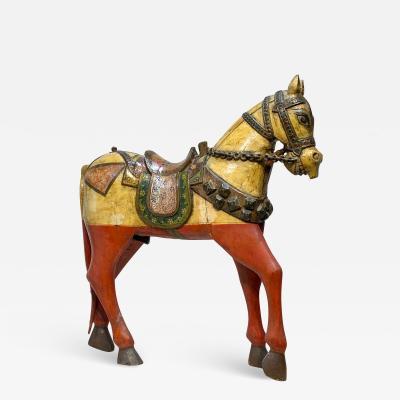 Antique Indonesian Horse