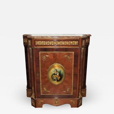 Antique Italian Credenza or Pier Cabinet