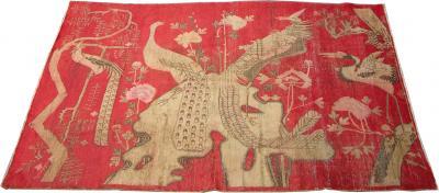 Antique Khotan Samarkand 88 x 58