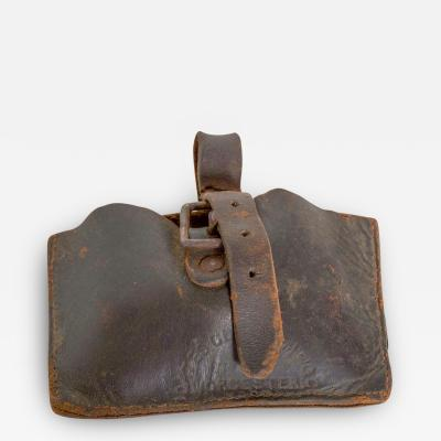 Antique Leather Distressed Money Purse Wallet