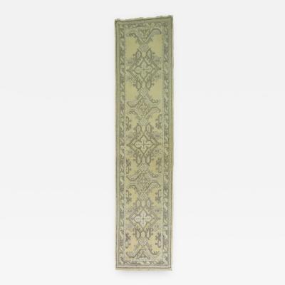 Antique Oushak Rug rug no 30649