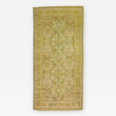 Antique Oushak Rug rug no 7707