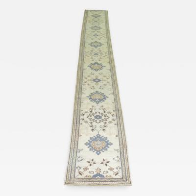 Antique Oushak Rug rug no 8351
