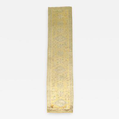 Antique Oushak Rug rug no r3436
