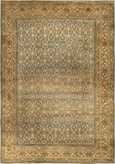 Antique Persian Khorassan size adjusted