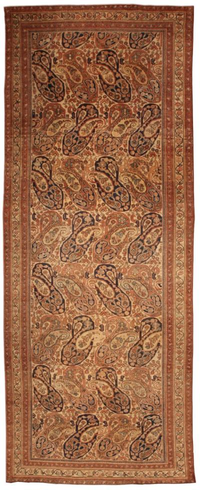 Antique Persian Malyer Rug