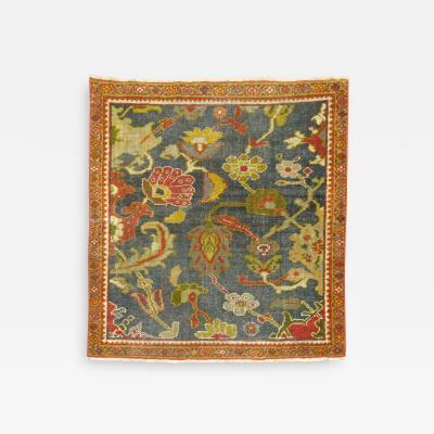 Antique Persian Sultanabad Sampler Rug rug no j1196