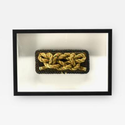 Antique Sailors Ship Knot Display