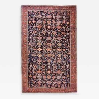 Antique Serapi Heriz Rug rug no 20404