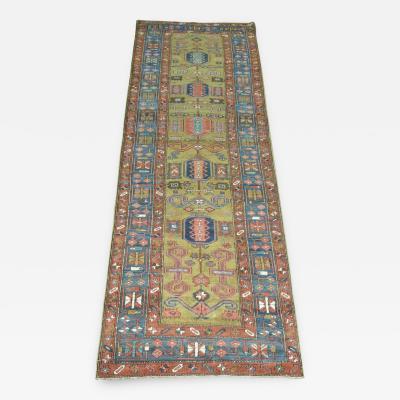 Antique Serapi Heriz Rug rug no 8752