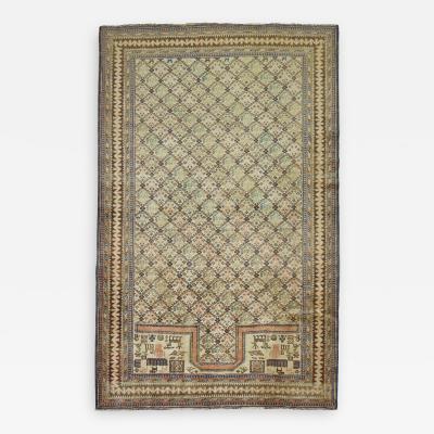 Antique Shirvan Rug rug no 9386