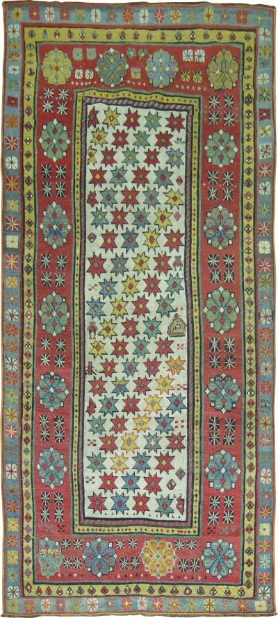 Antique Talish Runner rug no 8980